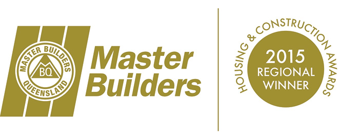 Master Builders Housing & Construction Awards 2015 Regional Winner